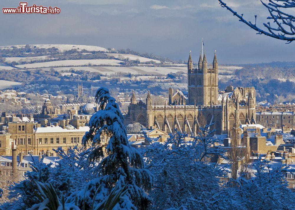 Le foto di cosa vedere e visitare a Bath