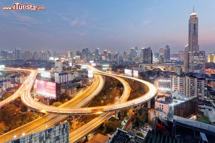 Le foto di cosa vedere e visitare a Bangkok