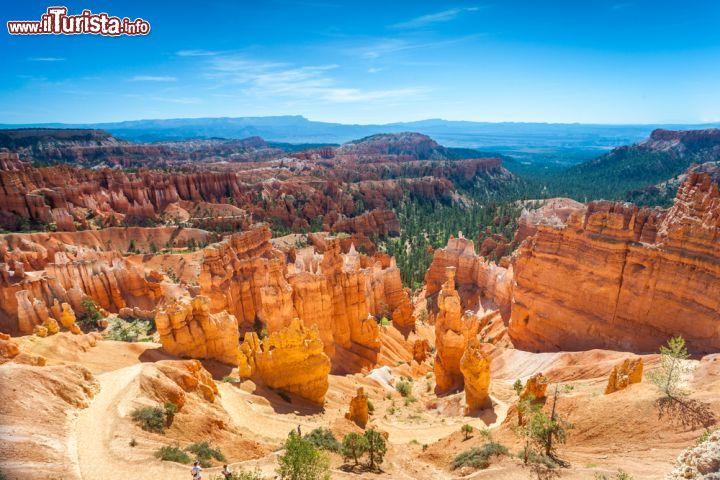 Le foto di cosa vedere e visitare a Bryce Canyon