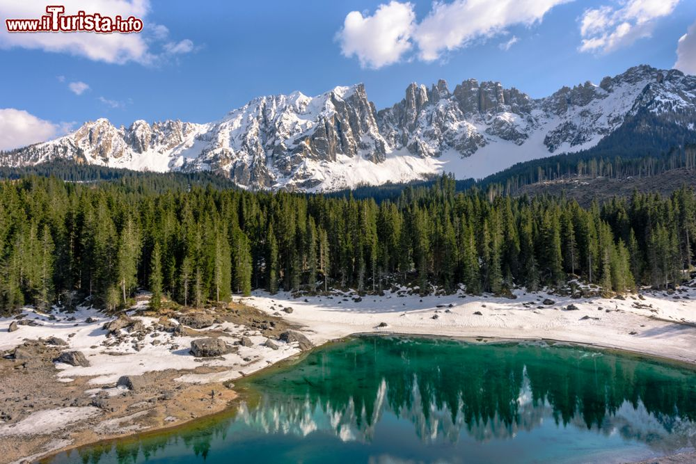 Le foto di cosa vedere e visitare a Carezza al Lago