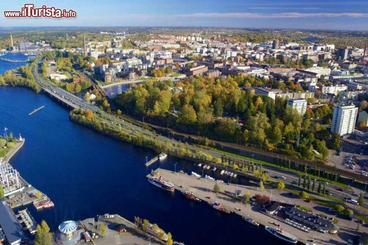 Le foto di cosa vedere e visitare a Tampere