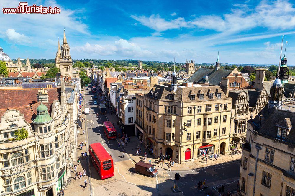 Le foto di cosa vedere e visitare a Oxford