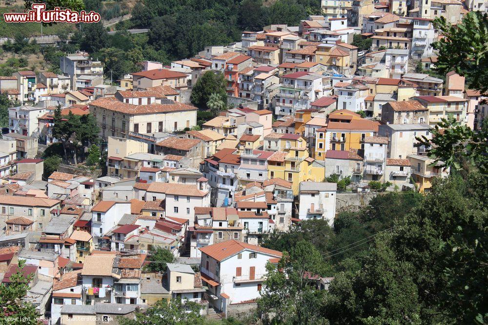Particolare del centro storico di Lamezia Terme ... | Foto ...