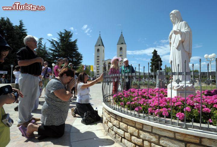 Le foto di cosa vedere e visitare a Medjugorje