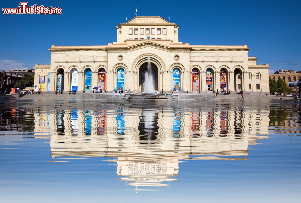Le foto di cosa vedere e visitare a Yerevan