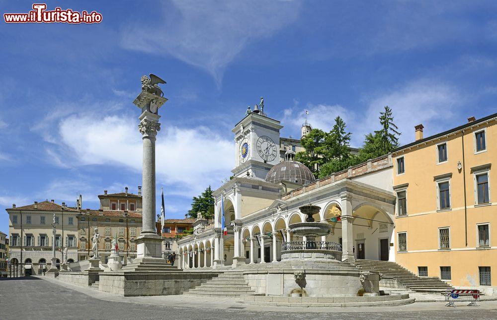 Le foto di cosa vedere e visitare a Udine