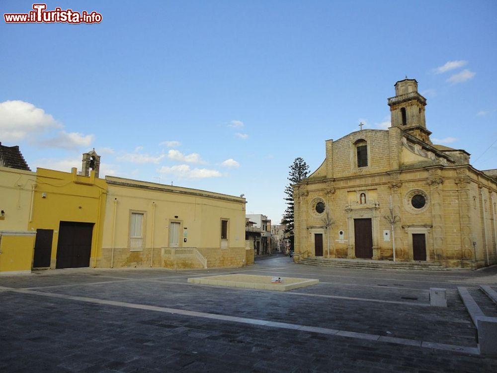 Le foto di cosa vedere e visitare a Squinzano