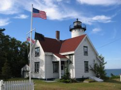 Faro di West Chop Martha's Vineyard - @ Sarah Kennedy