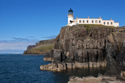 Neist Point Lighthouse: ci troviamo sulla punta ...