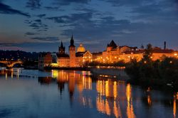 Stare Mesto: Praga by night sulla Moldava