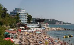 La Spiaggia Saints Constantine and Helena a Varna in Bulgaria - © MikNik / Shutterstock.com