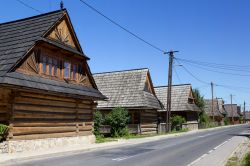 Immagini polonia foto cose da fotografare polonia for Case in legno polonia