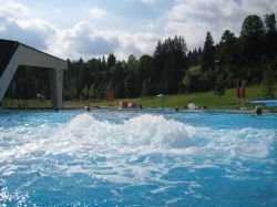 Le Therme Amade di Altenmarkt im Pongau in Austria - © Thermenurlauber - CC BY 3.0, Wikipedia