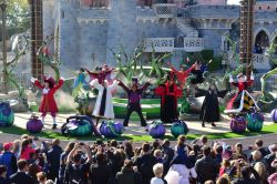 Show a Eurodisney nel periodo di Halloween - © news.disneylandparis.com