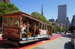 Visitare San Francisco con le Cable Cars