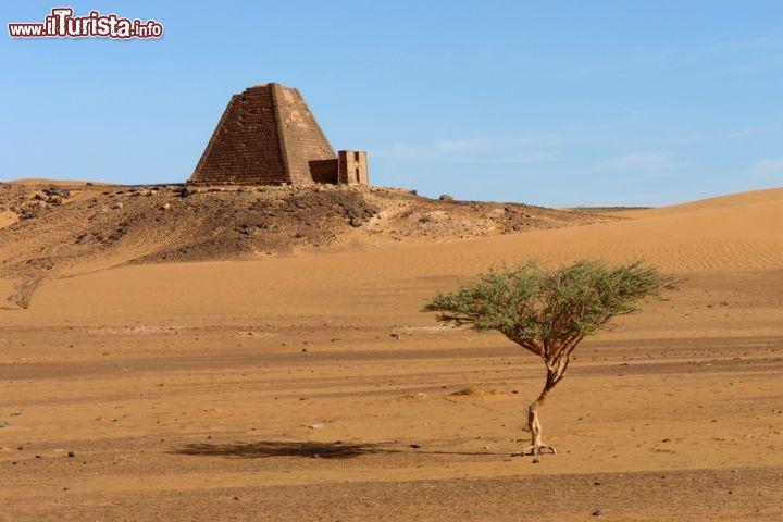 Le foto di cosa vedere e visitare a Meroe
