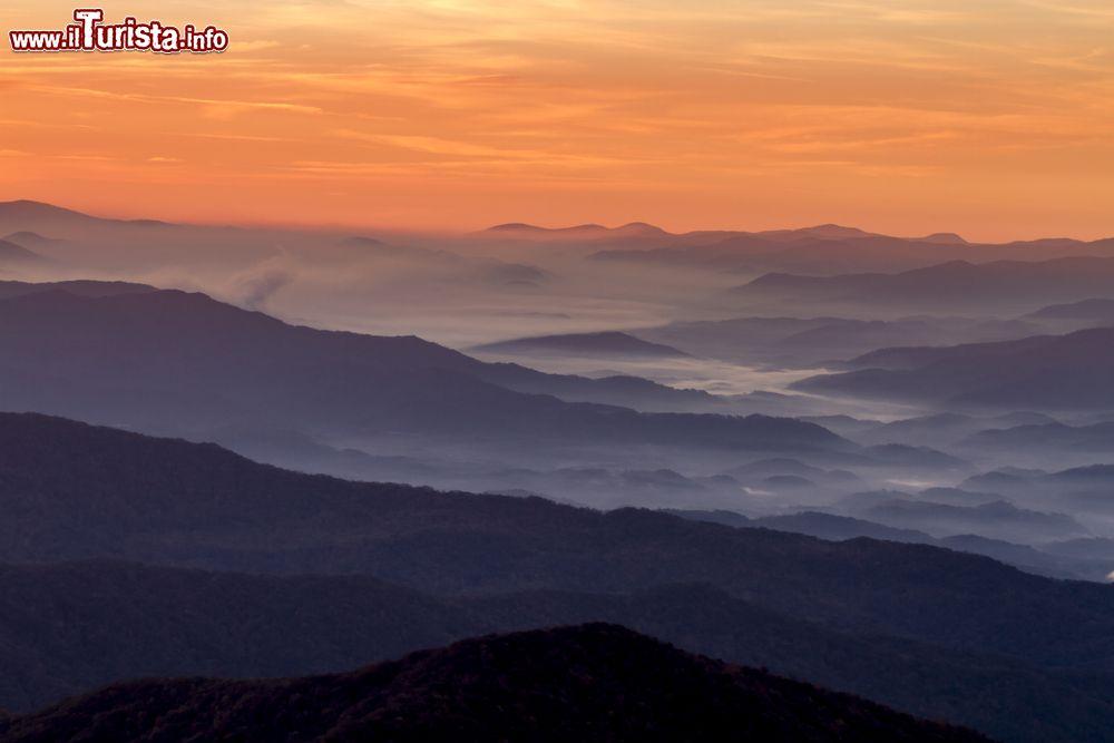 Le foto di cosa vedere e visitare a Great Smoky Mountains