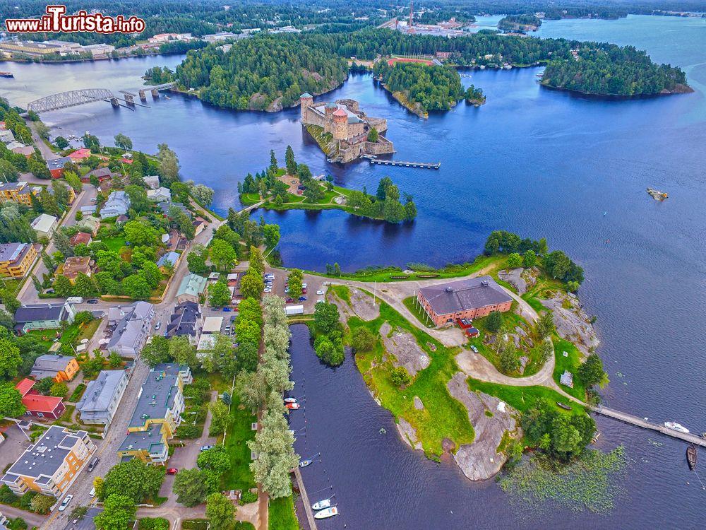 Le foto di cosa vedere e visitare a Savonlinna
