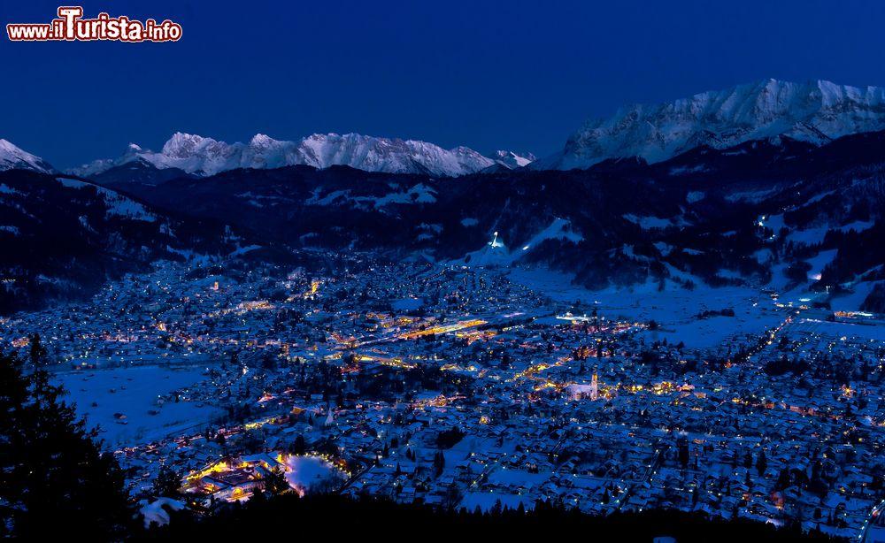 Le foto di cosa vedere e visitare a Garmisch-Partenkirchen