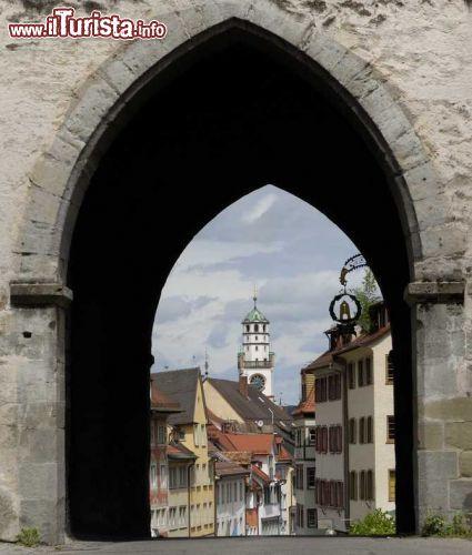 Una delle porte d 39 accesso della citt foto ravensburg - Ugc porta di roma programmazione ...