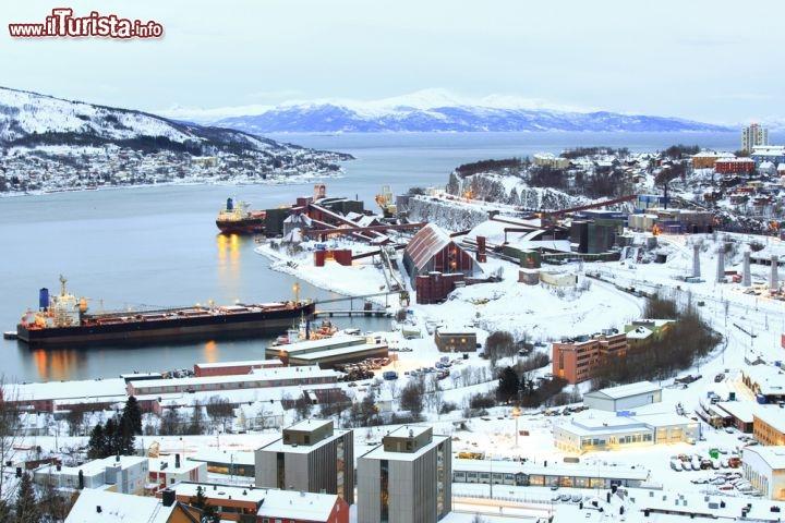 Le foto di cosa vedere e visitare a Narvik