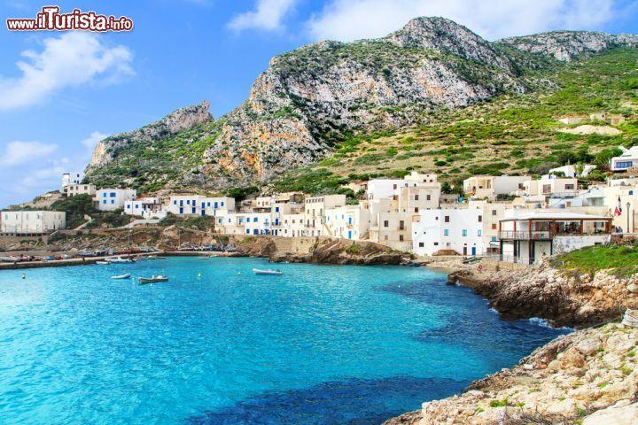 Le spiagge pi belle delle isole egadi - Regioni italiane non bagnate dal mare ...