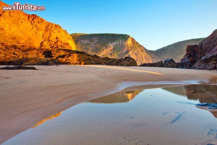 Spiagge belle e poco conosciute dell'Algarve, Portogallo