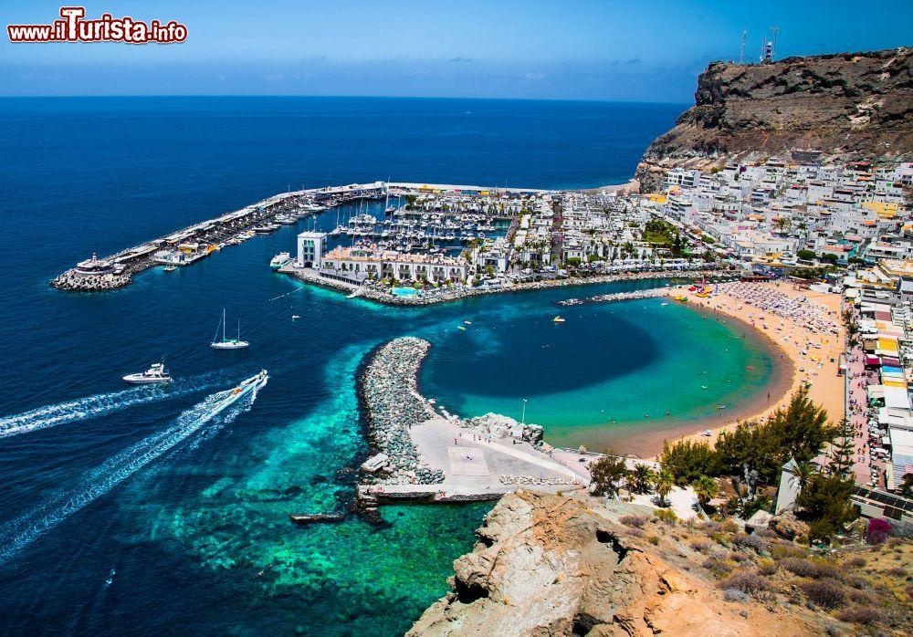 Isole Gran Canarie Cartina.Le Spiagge Piu Belle Di Gran Canaria