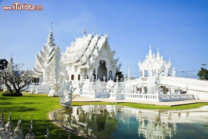 Le foto di cosa vedere e visitare a Chiang Rai
