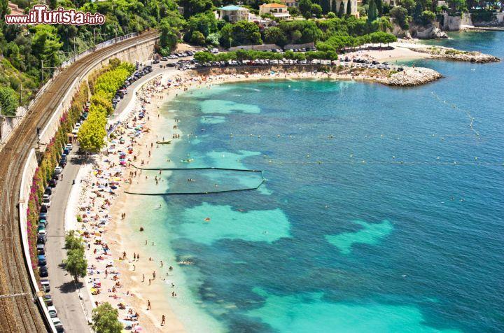 Cartina Francia Mare.Le Spiagge Piu Belle Della Francia