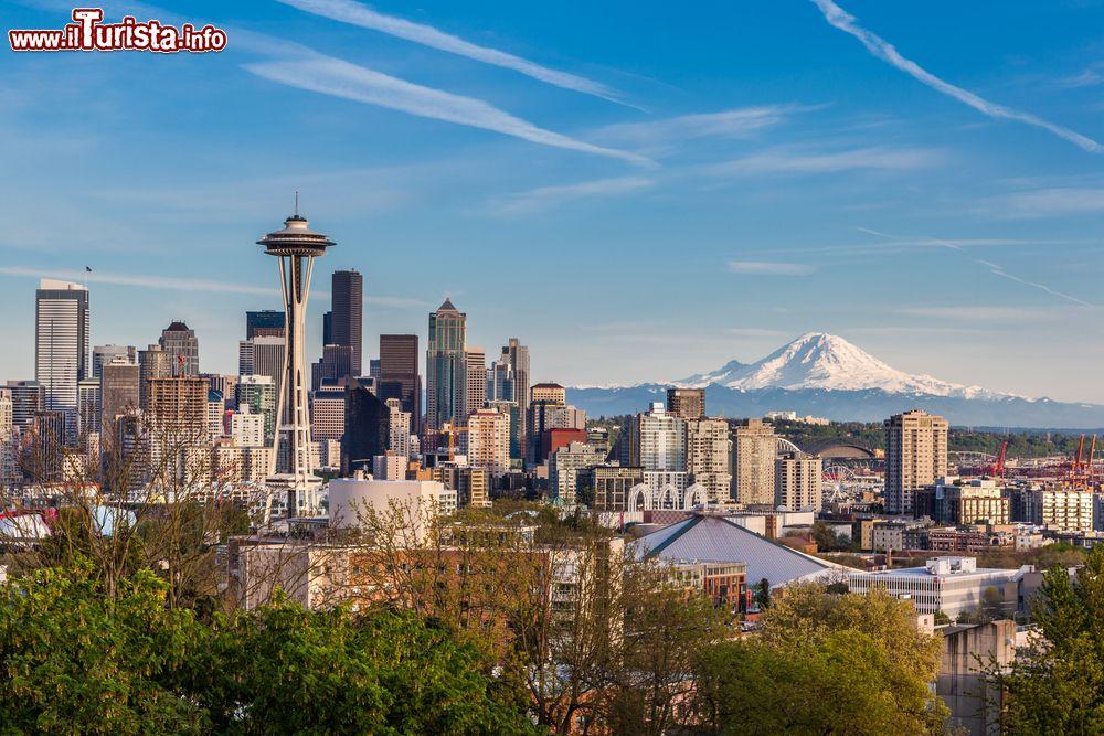 Le foto di cosa vedere e visitare a Seattle
