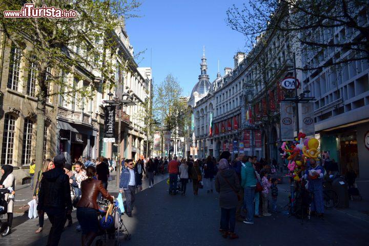 Shopping ad anversa non esiste citt foto anversa for Hotel ad anversa