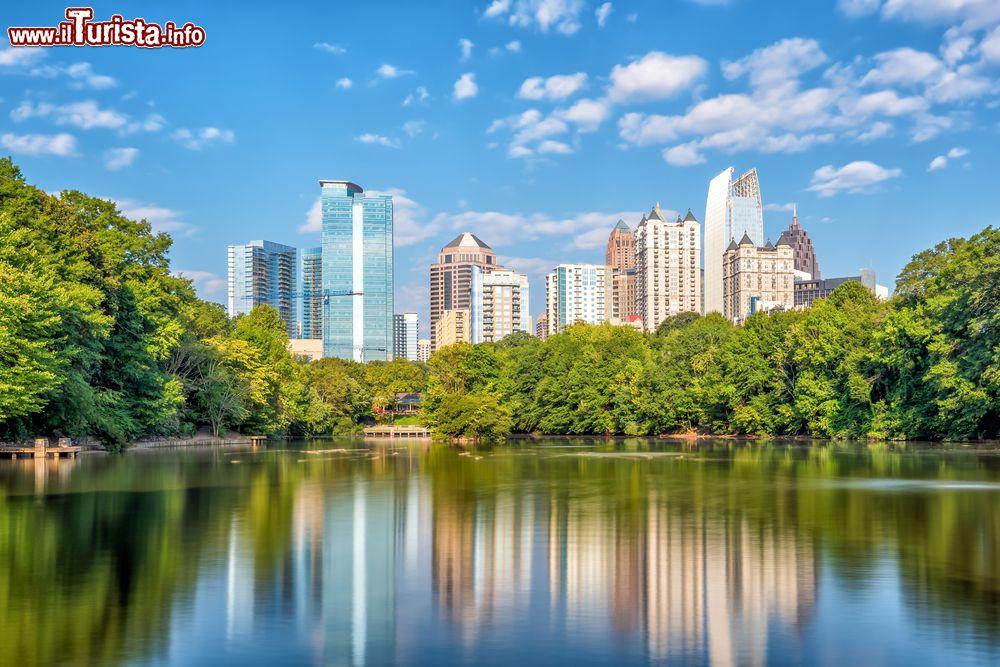 Le foto di cosa vedere e visitare a Atlanta
