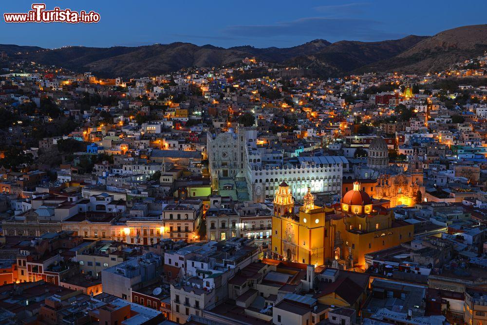 Le foto di cosa vedere e visitare a Guanajuato City