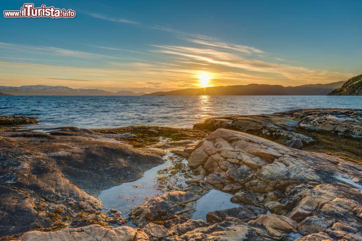 Durante l 39 estate in norvegia il sole non foto alta - Immagini da colorare durante l estate ...