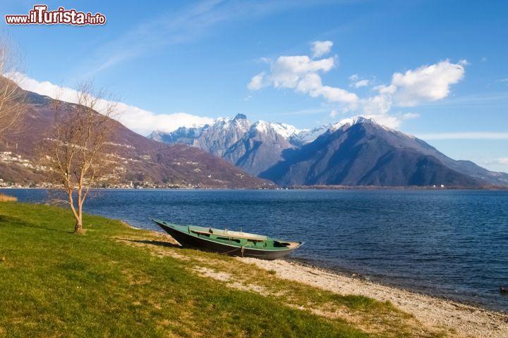 Le pi belle spiagge del lago di como localit lago di for Cabine del lago vuoto