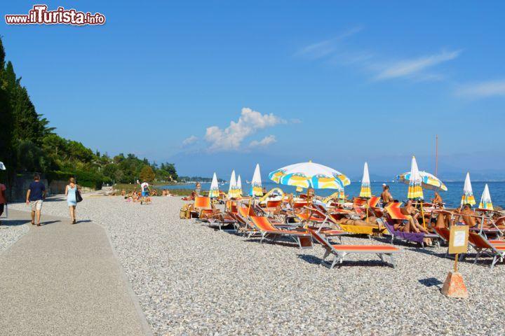 Le pi belle spiagge del lago di garda for Setacciavano la sabbia dei fiumi