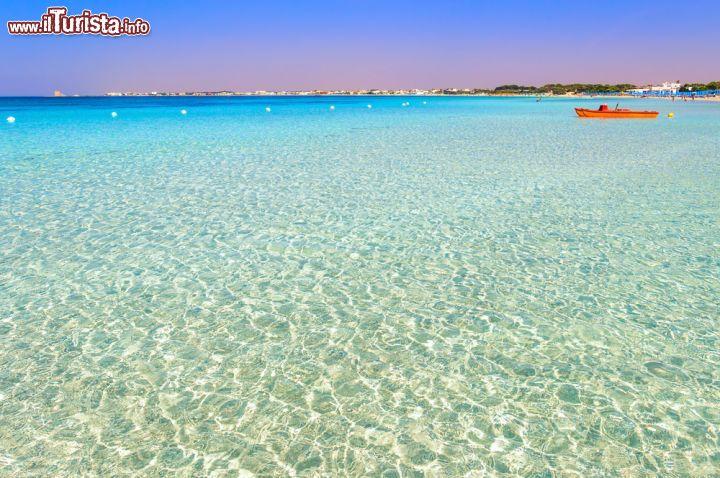 Le spiagge pi belle del salento sulla costa ionica della for Setacciavano la sabbia dei fiumi