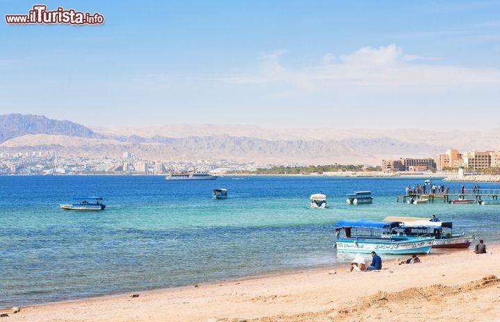 Le foto di cosa vedere e visitare a Aqaba