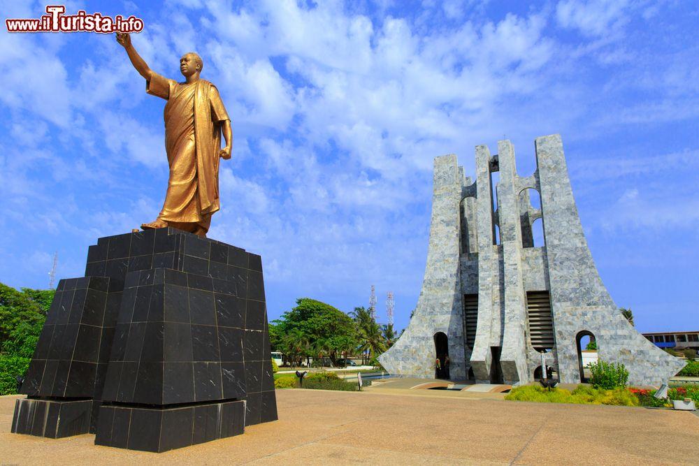 Le foto di cosa vedere e visitare a Accra