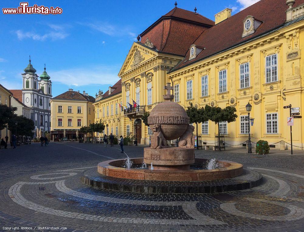 Le foto di cosa vedere e visitare a Székesfehérvár