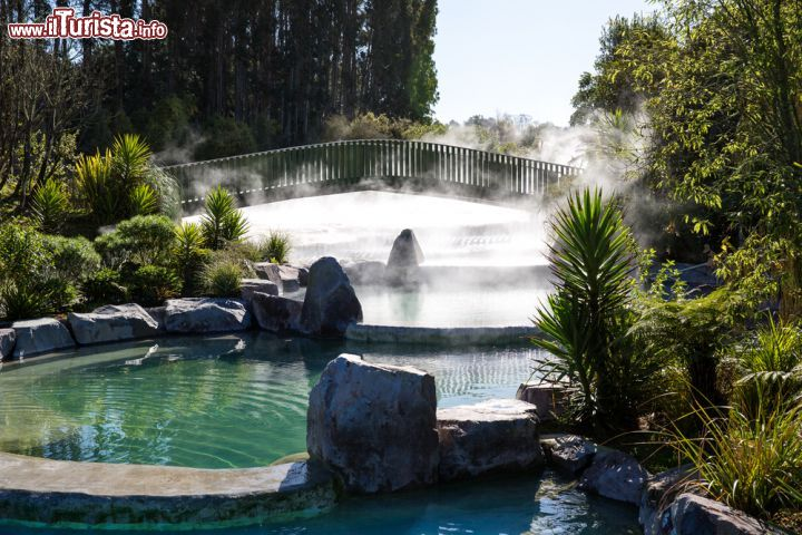 Le foto di cosa vedere e visitare a Nuova Zelanda