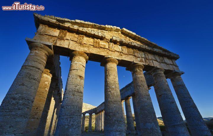 Le foto di cosa vedere e visitare a Calatafimi Segesta