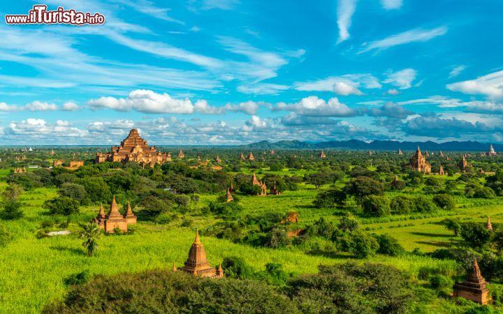Le foto di cosa vedere e visitare a Bagan