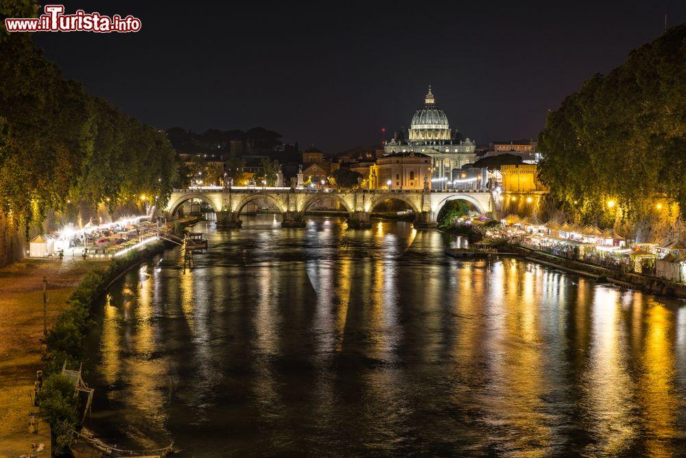 Lungo il Tevere Roma