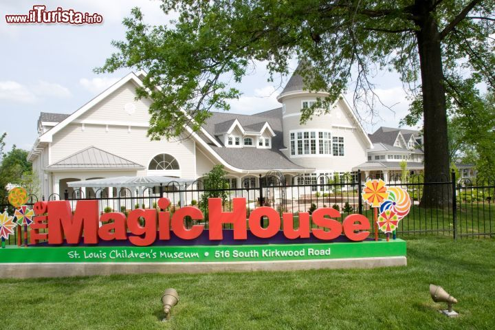 Immagine The Magic House a Saint Louis un luogo perfetto per le famiglie con bambini! - © Missouri Division of Tourism