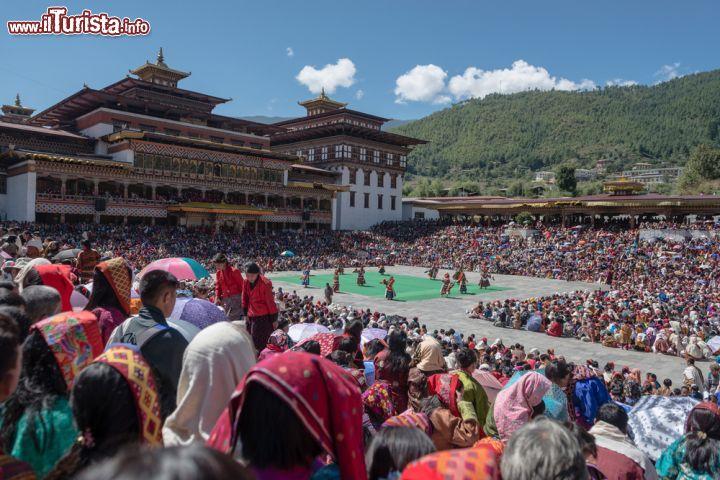Le foto di cosa vedere e visitare a Thimphu