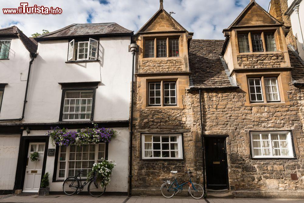 Tipiche case in stile inglese nel centro di oxford for Case in stile