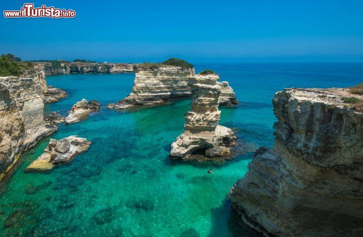 Le migliori spiagge e cale del Salento (Puglia) sulla costa Adriatica