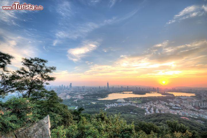 Le foto di cosa vedere e visitare a Nanjing